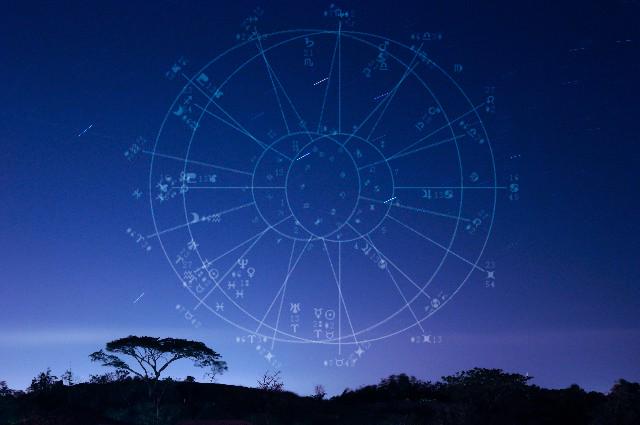 こと座流星群とグランドクロスの影響
