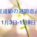 【今週の恋愛運】1月3日-1月9日の恋愛運【芦屋道顕の音魂占い】