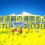 【今週の恋愛運】3月7日-3月13日の恋愛運【芦屋道顕の音魂占い】