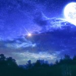 月のパワーで願いを叶える! 神秘的なルナパワーとは